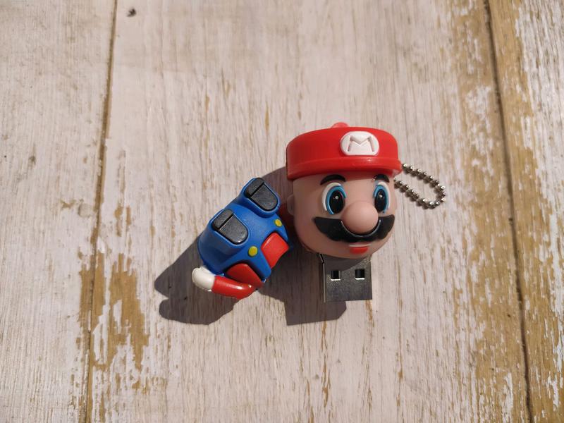 Usb flash Флэшки Марио Флешка Супер Марио