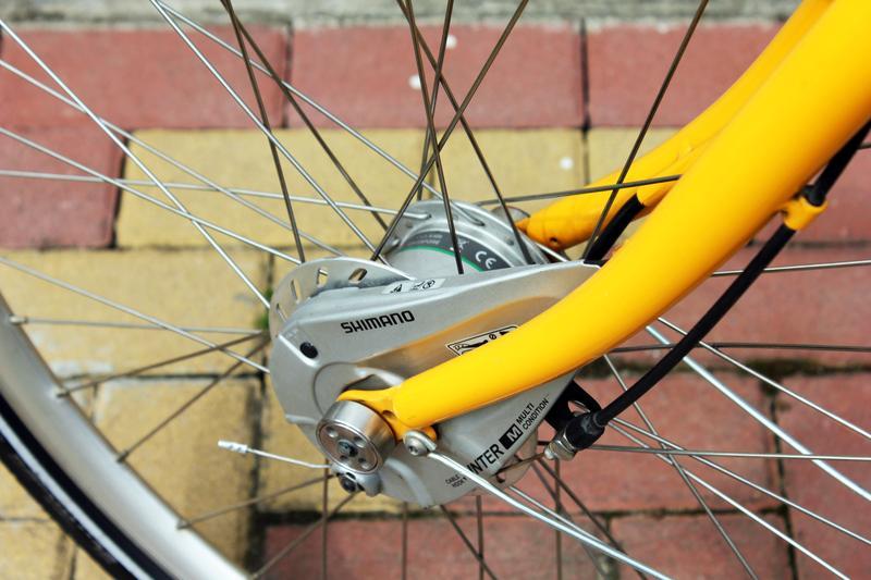 Велосипед карданный - Фото 2