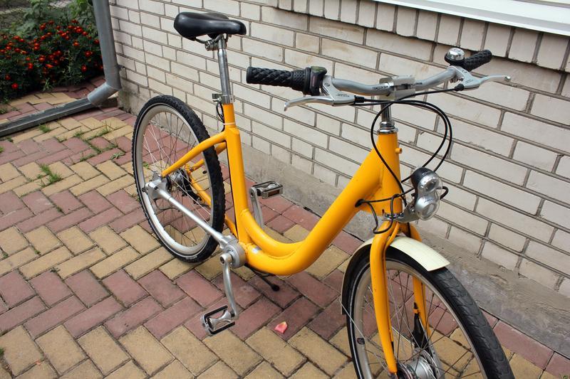 Велосипед карданный - Фото 3