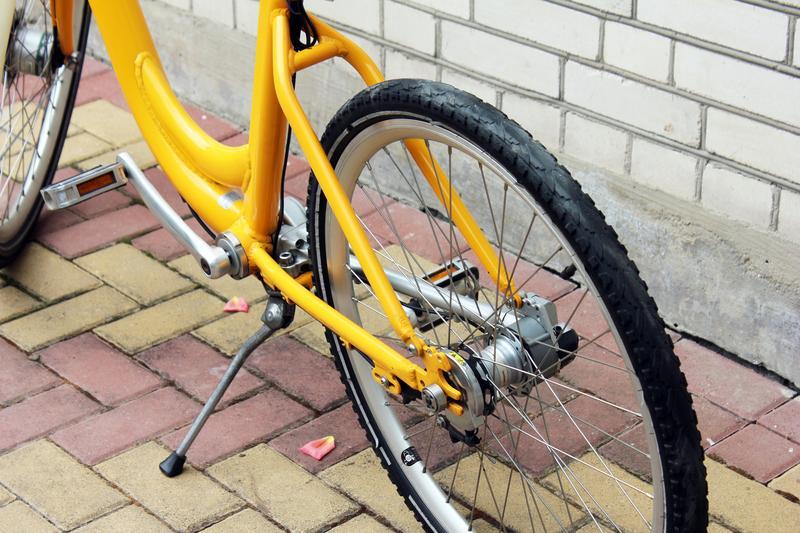 Велосипед карданный - Фото 4