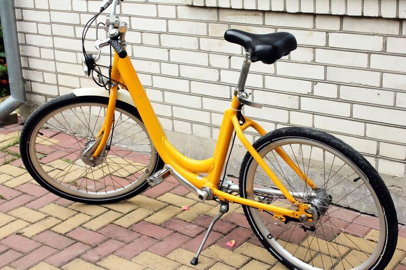 Велосипед карданный - Фото 5