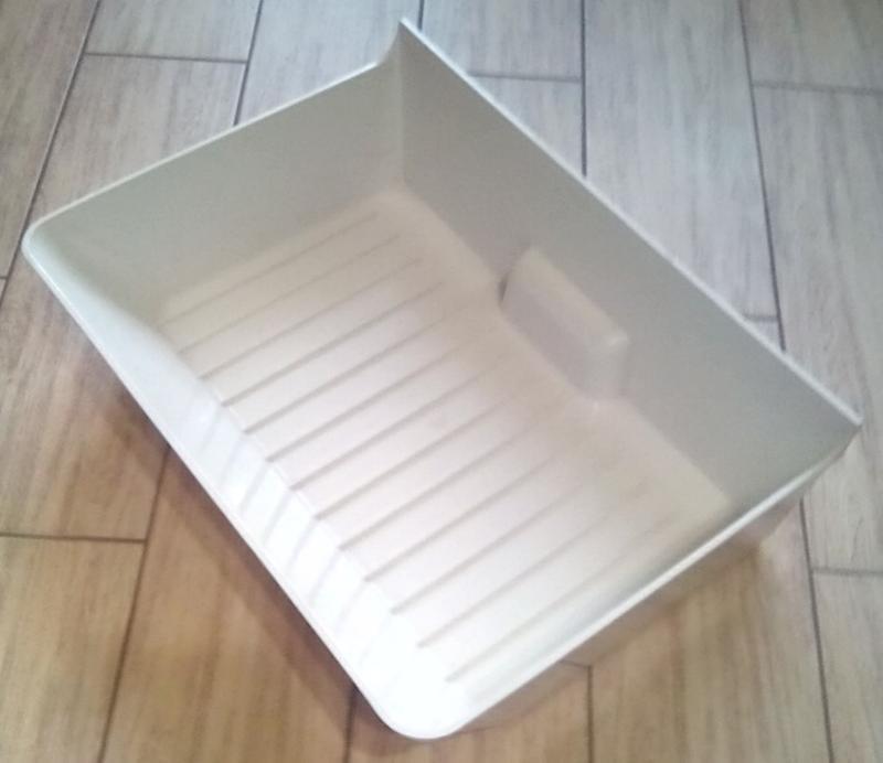 Ящик (короб) пластиковый для овощей и фруктов - Фото 2