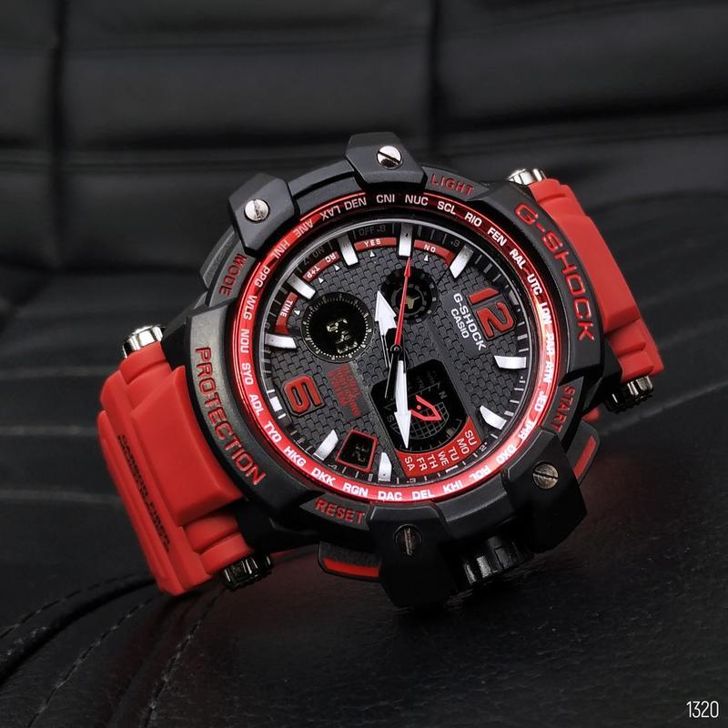 Часы наручные Casio G-Shock GPW-1000.Купить спортивные касио джи
