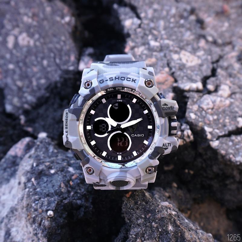 Часы наручные Casio G-Shock Ferrari.Купить спортивные касио джи.