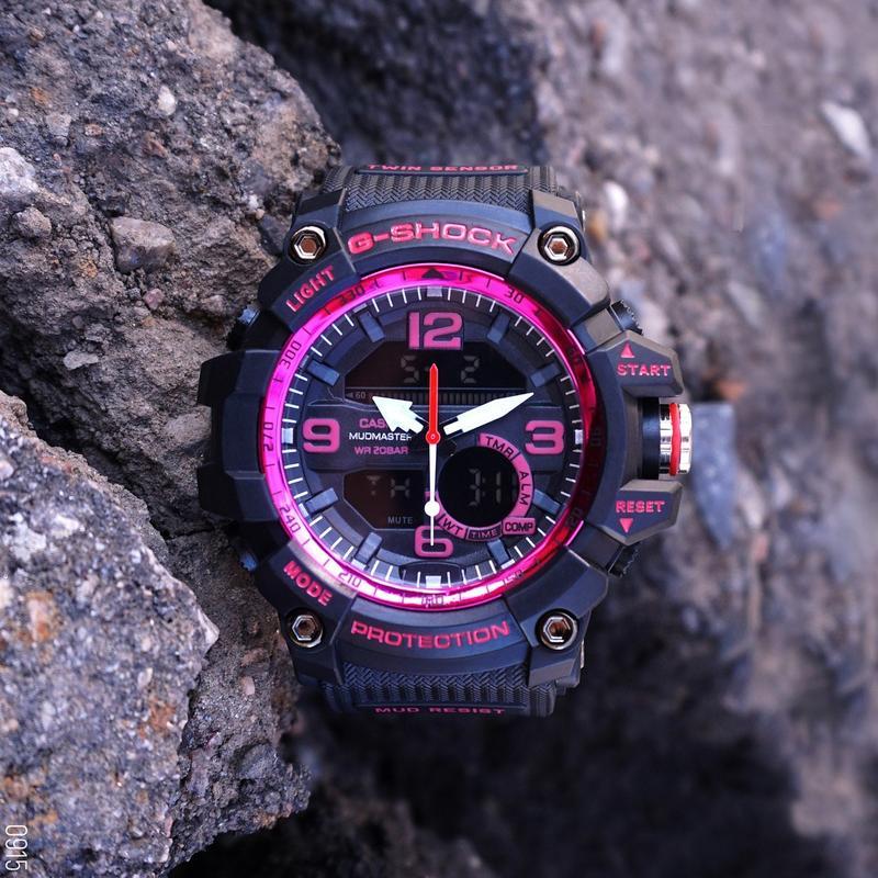 Часы наручные Casio G-Shock GG-1000.Купить спортивные касио джи ш