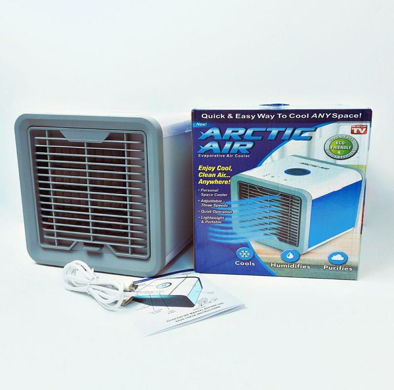 Мини Кондиционер Arctic Air Cooler 4 в 1 - Фото 2