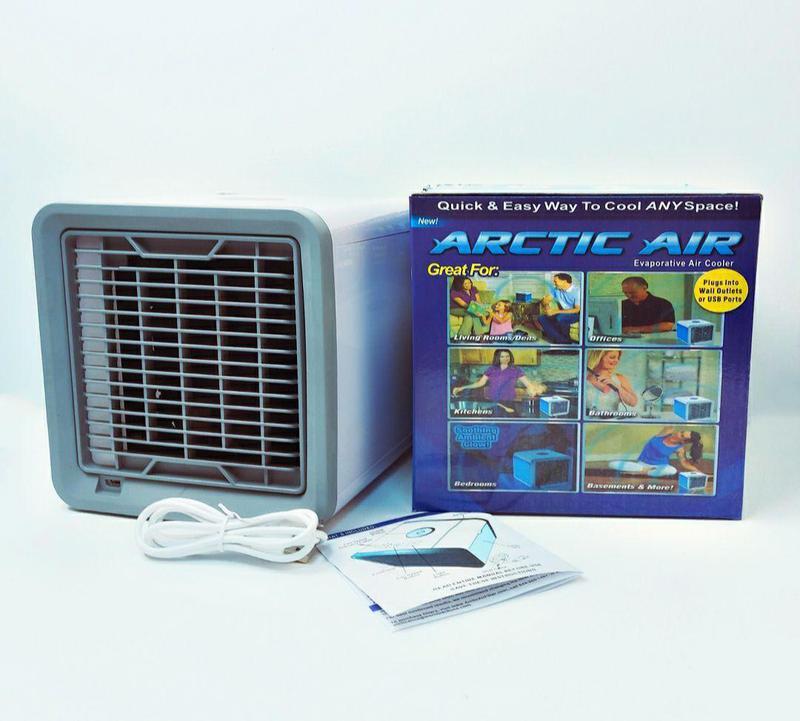 Мини Кондиционер Arctic Air Cooler 4 в 1 - Фото 5