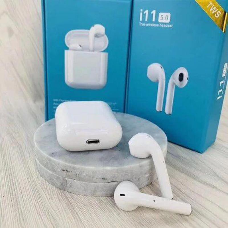 Беспроводные наушники Bluetooth i11 TWS (сенсорные) - Фото 5
