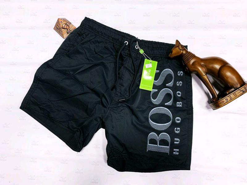 Плавательные шорты Hugo Boss black - Фото 3