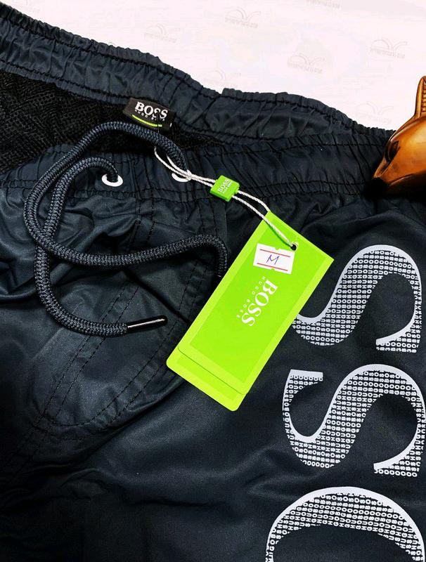 Плавательные шорты Hugo Boss black - Фото 2