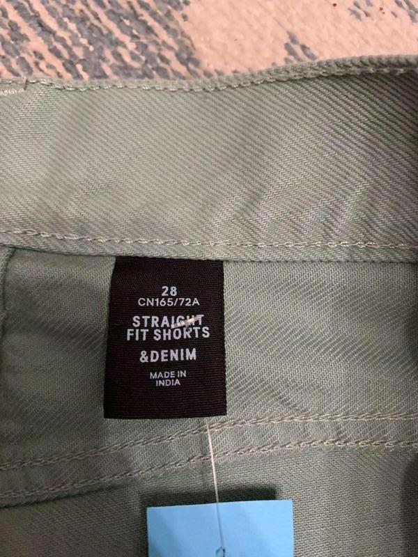 Шорты джинсовые denim co, новые! - Фото 6