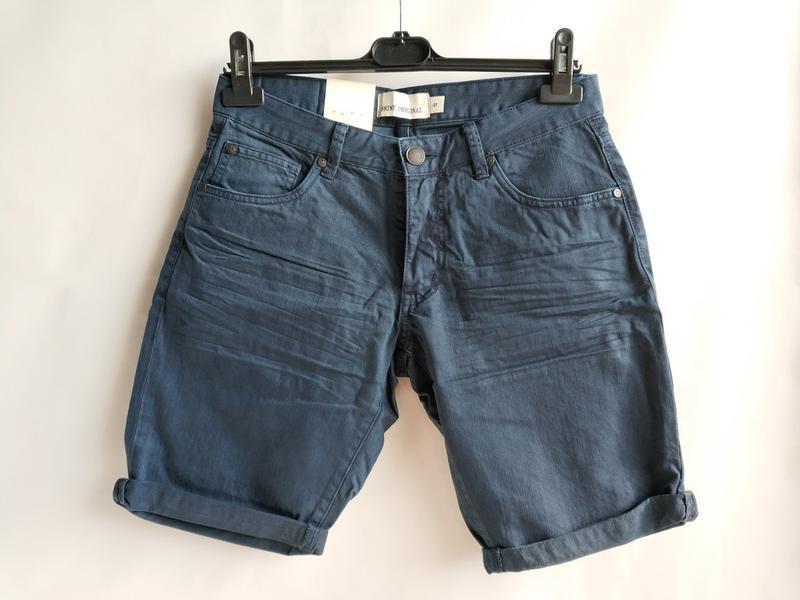 Распродажа! мужские джинсовые шорты shine original оригинал да...