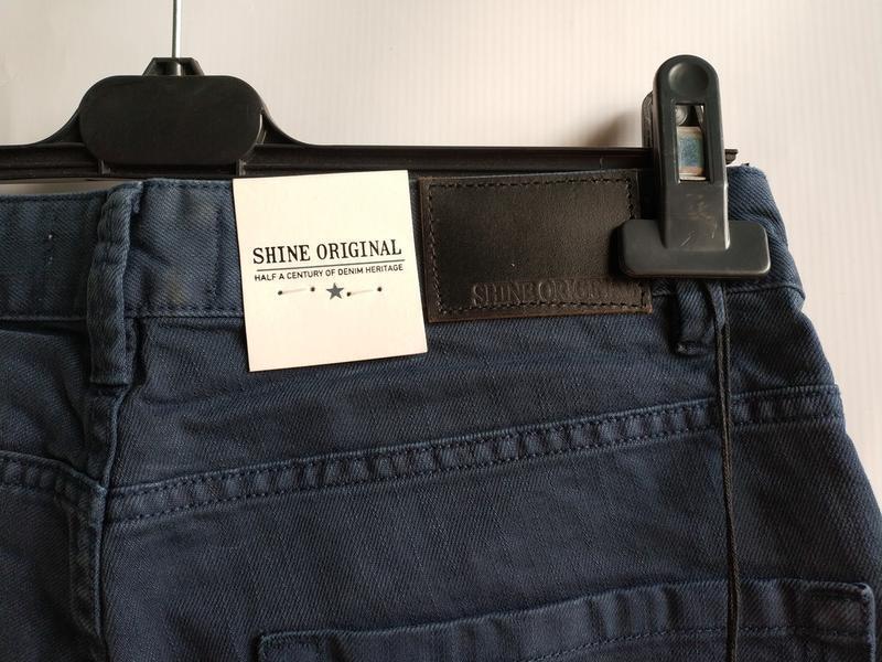 Распродажа! мужские джинсовые шорты shine original оригинал да... - Фото 4
