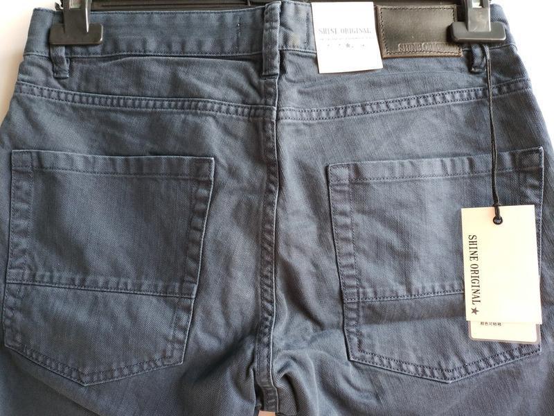 Распродажа! мужские джинсовые шорты shine original оригинал да... - Фото 6