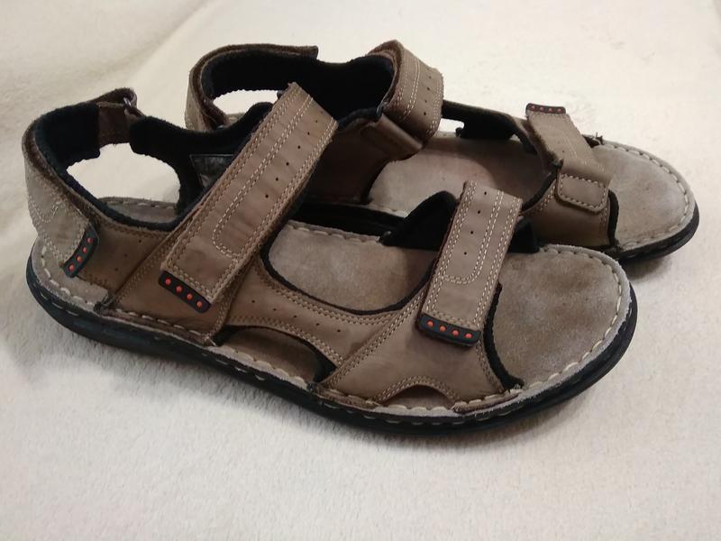 Сандалии hotter кожаные сандали