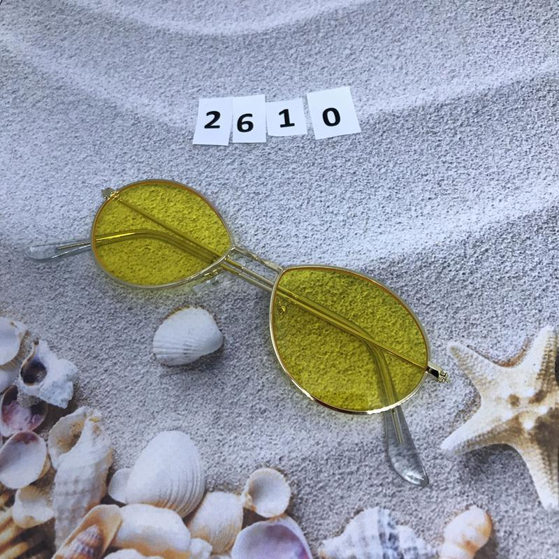 Модные очки с желтыми линзами к. 2610 - Фото 4