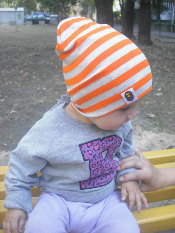 Детская шапка, демисезонная, варе kids - Фото 5