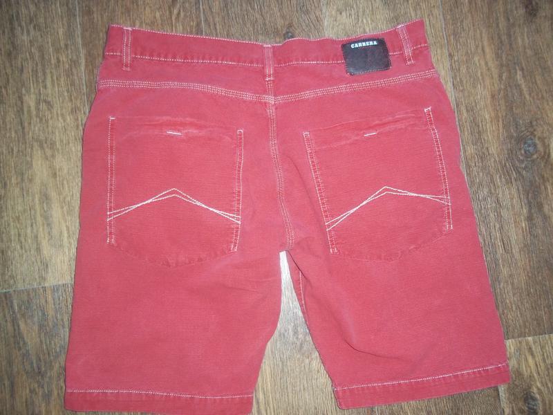 Мужские шорты карго бриджи carrera - Фото 2