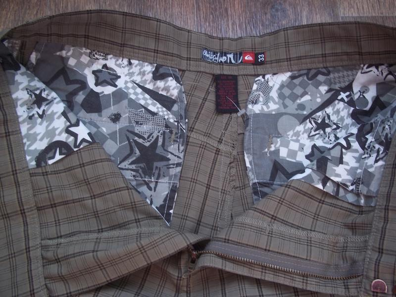 Мужские шорты карго евро размер 33 - Фото 3