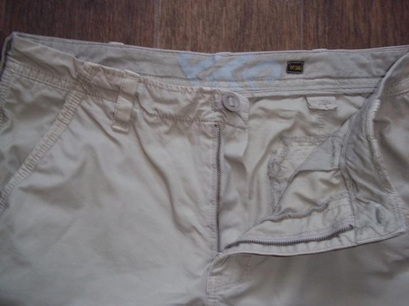 Легкие летние шорты бриджи карго debenhams - Фото 3