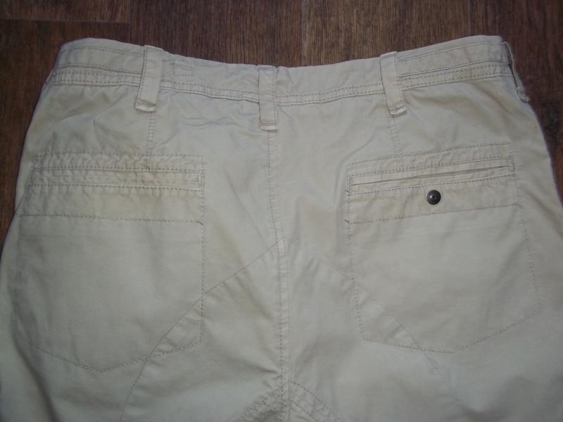 Легкие летние шорты бриджи карго debenhams - Фото 4