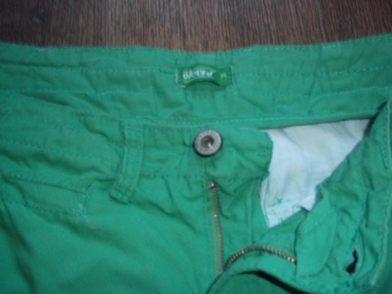 Мужские шорты карго бриджи okay - Фото 3