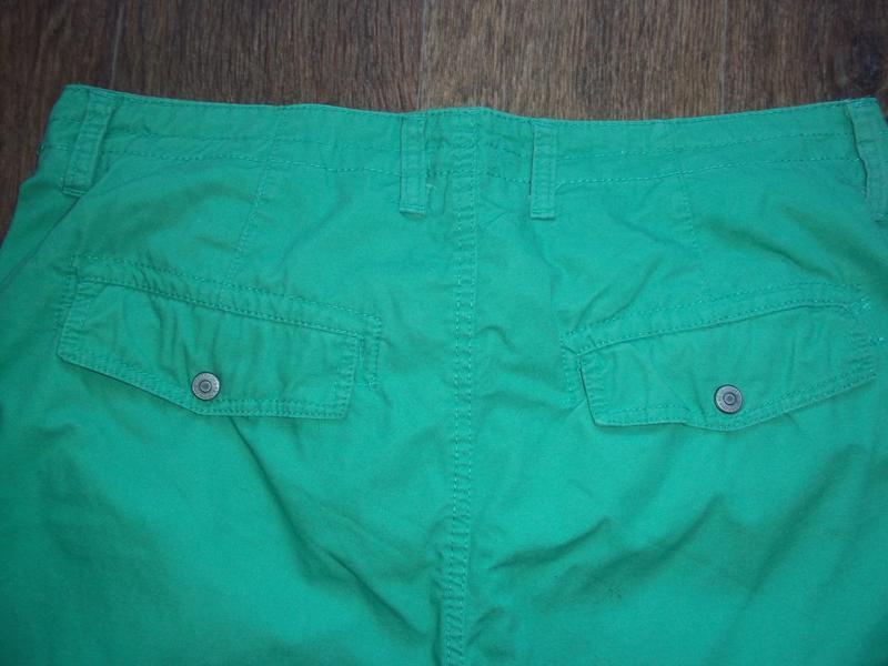 Мужские шорты карго бриджи okay - Фото 4