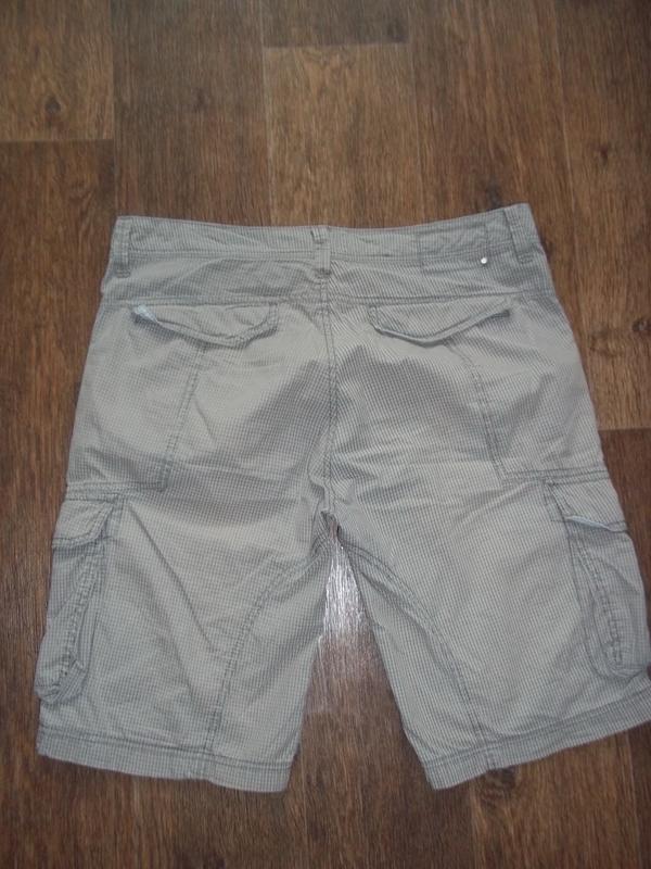Мужские шорты карго бриджи esprit - Фото 2
