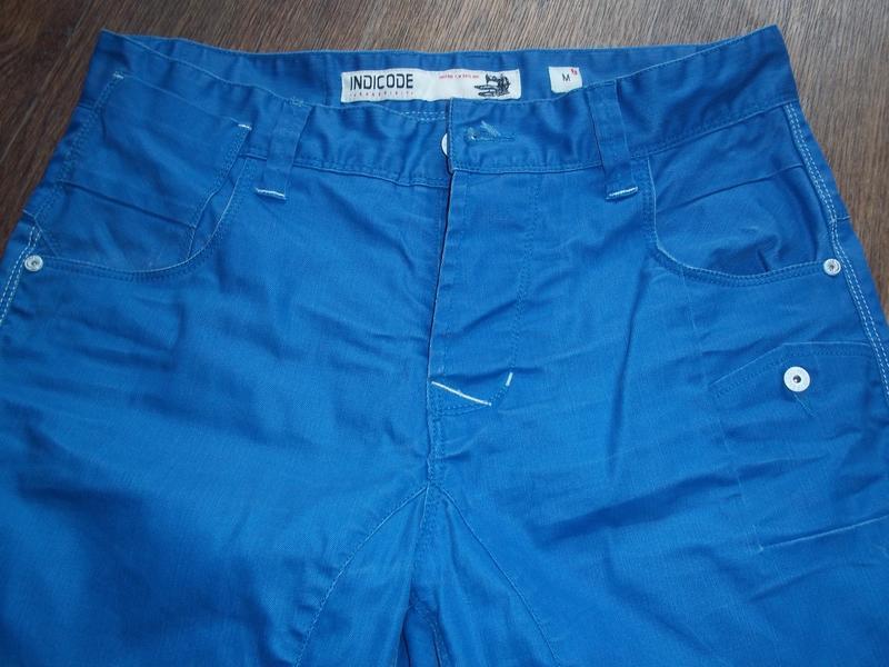 Мужские шорты бриджи  карго - Фото 4