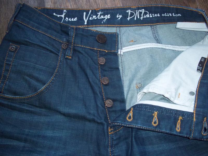 Мужские джинсы евро размер 30 - Фото 3