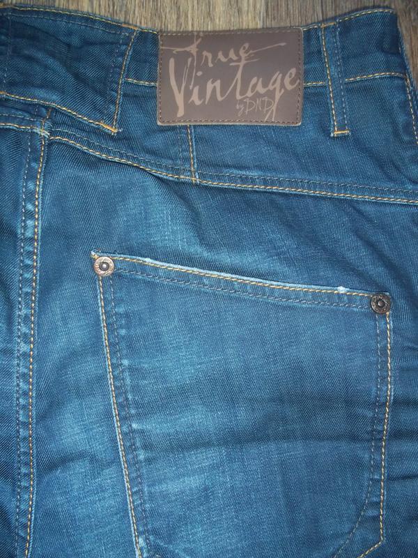 Мужские джинсы евро размер 30 - Фото 4
