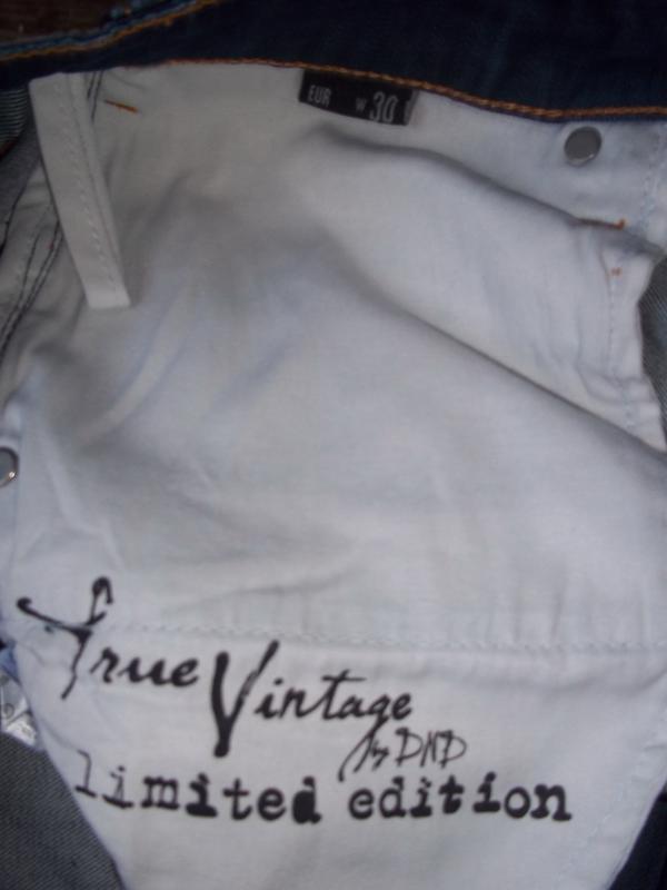 Мужские джинсы евро размер 30 - Фото 5