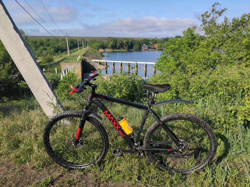 Продам свой велосипед maxx pro m 400