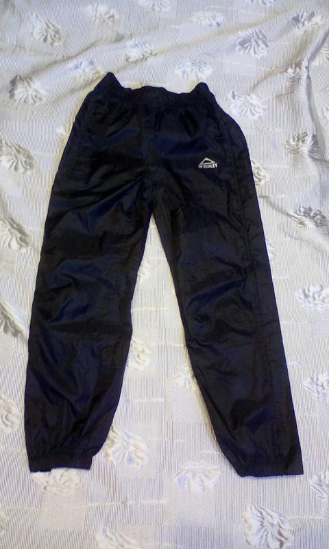 Непромокаемые штаны самосбросы для дождя