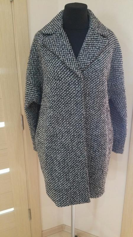 Пальто, германия, оверсайз, размер l/xl