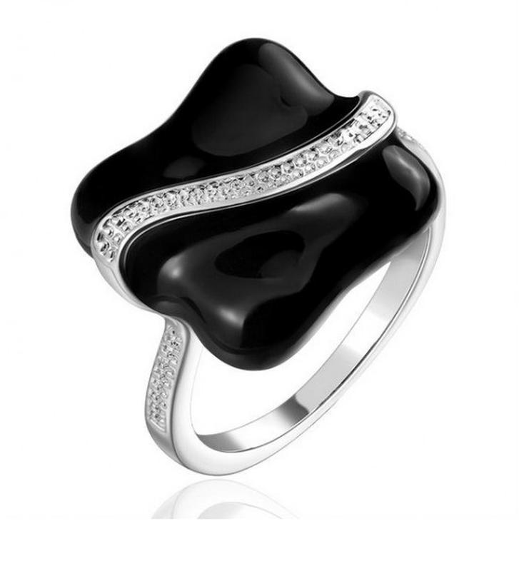 🏵️шикарное кольцо в серебре 925, 18 р., новое! арт. 8599