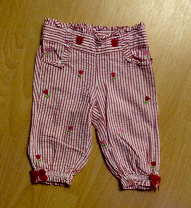 Літні штанці