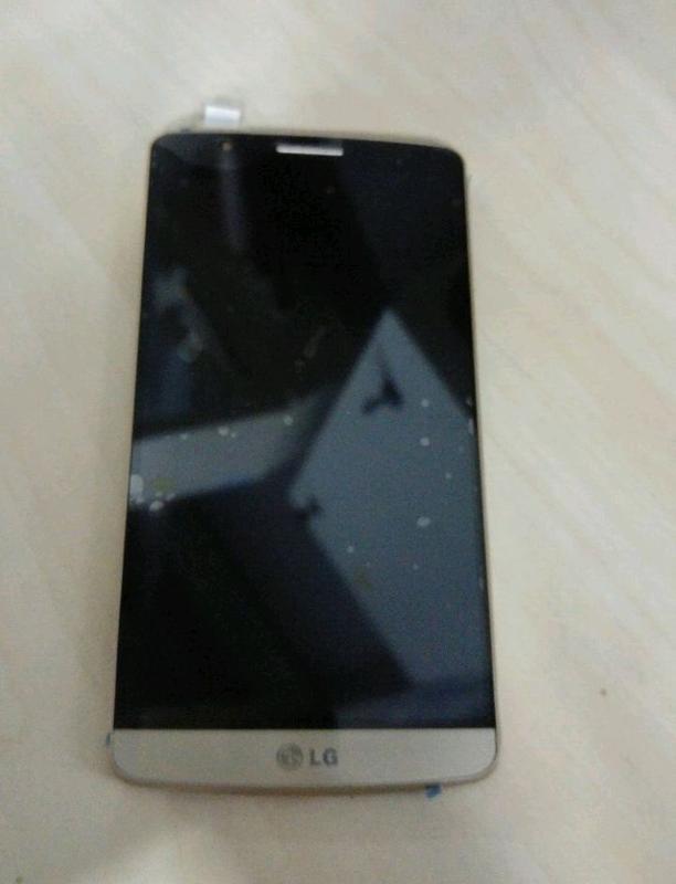 Продам оригинальный модуль(экран+сенсор+рамка) lg g3 (d855) gold