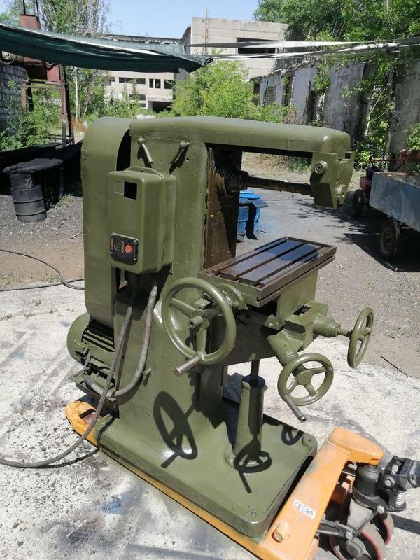 Горизонтально-фрезерный станок НГФ-110