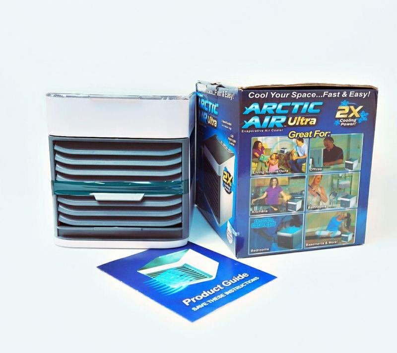 Мини кондиционер (охладитель) Arctic Air G2 Ultra - Фото 2