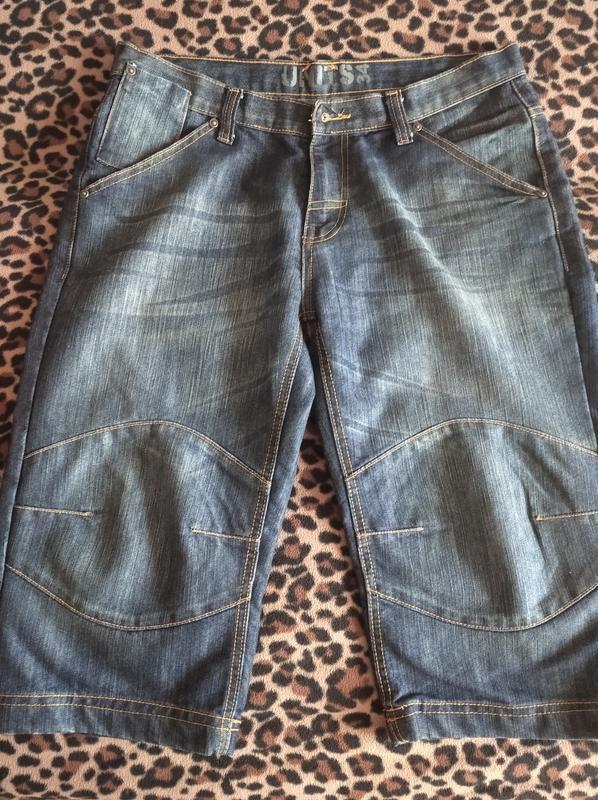Мужские классные шорты бермуды 34 размер на укр 50-52 размер - Фото 9