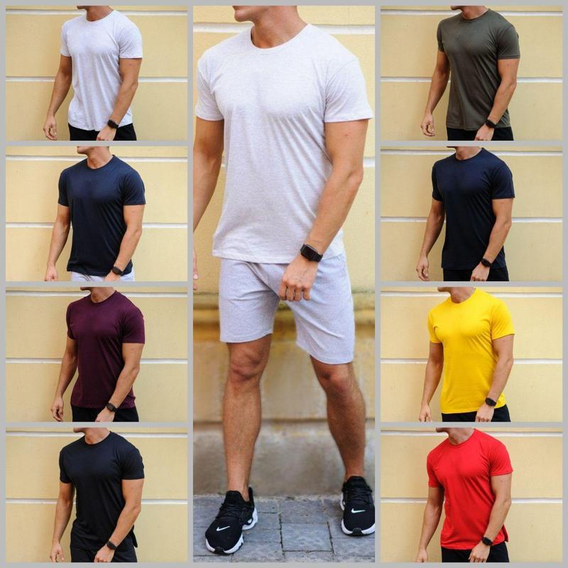 Комплект шорты+футболка. отдельно футболка и шорты ...