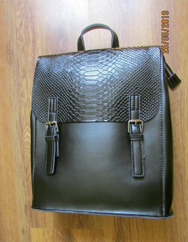 Рюкзак женский кожаный. galanty