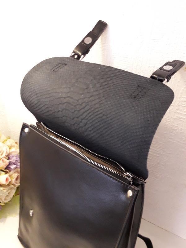Рюкзак женский кожаный. galanty - Фото 3