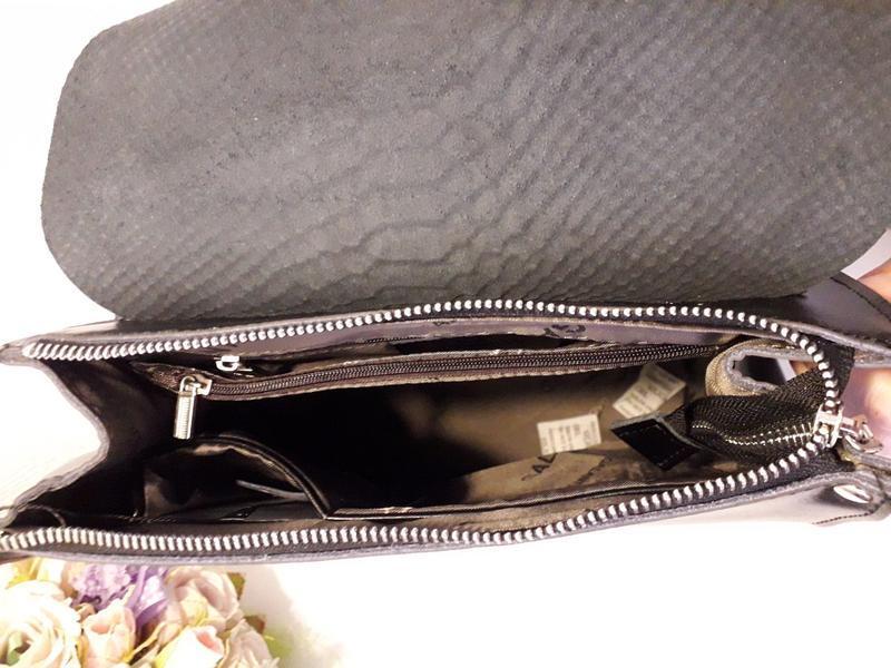 Рюкзак женский кожаный. galanty - Фото 4