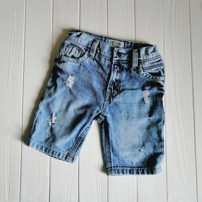 Шорти джинсові шорты