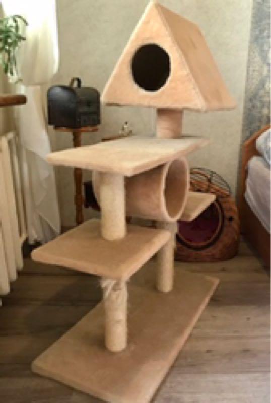 Будиночок для кота - Фото 2
