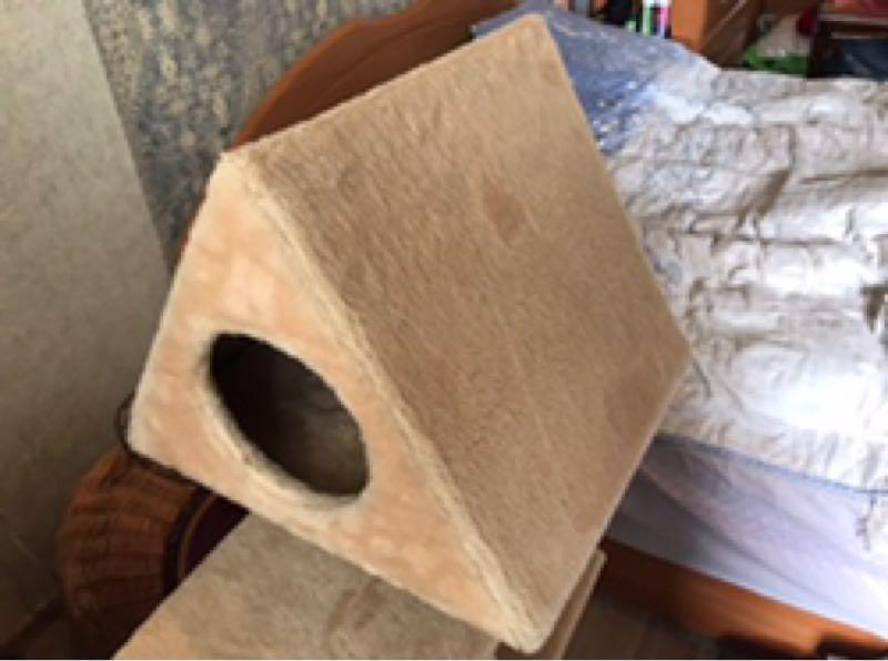Будиночок для кота - Фото 7
