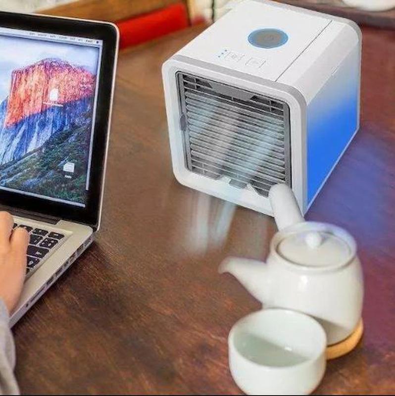 Кондиционер охладитель воздуха Arctic Air вентилятор увлажните... - Фото 7