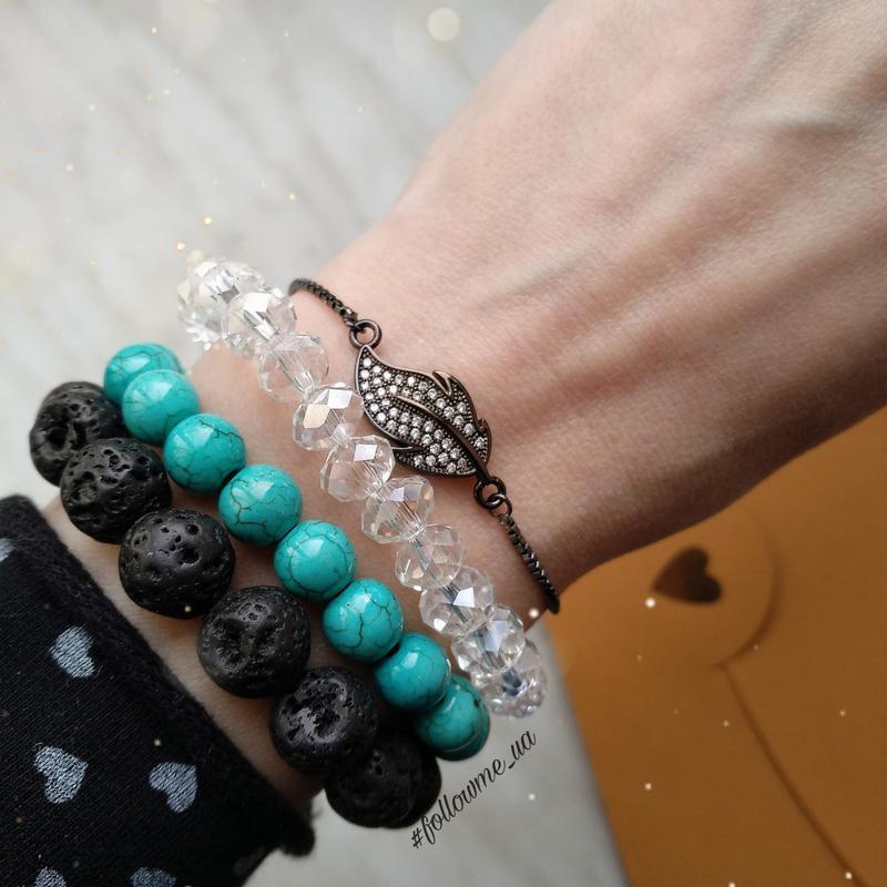 Набор браслетов,   браслеты,  украшение на руку,  браслет